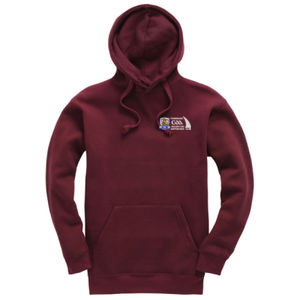 Premium Hoodie with Embroidered Logo Thumbnail